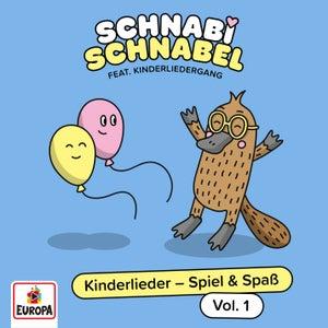Kinderliederzug - Die 22 besten Spiel- & Spaßlieder