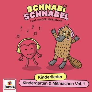 Kinderliederzug - Die 60 schönsten Kindergarten- und Mitmachlieder