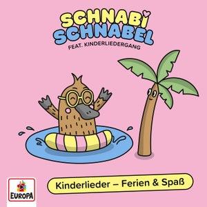 Kinderliederzug - Die 22 besten Ferien- & Spaßlieder