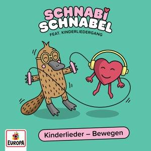 Kinderliederzug - Die besten Kindergarten- und Mitmachlieder: Bewegen