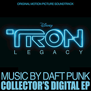 TRON: Legacy Collector's Digital EP