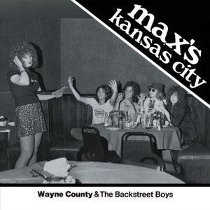 Max's Kansas City '76