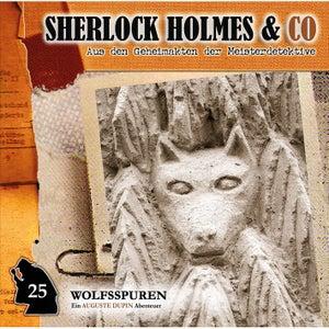 Folge 25: Wolfsspuren