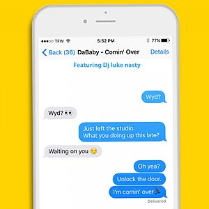Comin' Over (feat. DJ Luke Nasty)