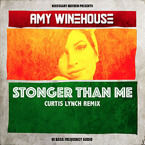 Stronger Than Me (Curtis Lynch Remix) - Single
