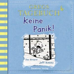 Gregs Tagebuch 6: Keine Panik! (Hörspiel)