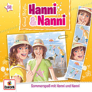 058/Sommerspaß mit Hanni und Nanni
