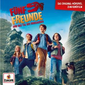 Fünf Freunde und das Tal der Dinosaurier - Das Original-Hörspiel zum Kinofilm