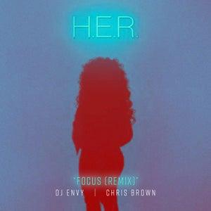 Focus (feat. Chris Brown) (DJ Envy Remix)