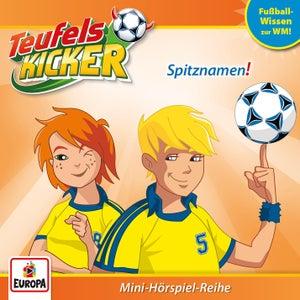 WM-Wissen: Spitznamen!