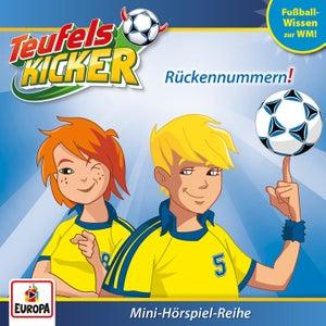 WM-Wissen: Rückennummern!