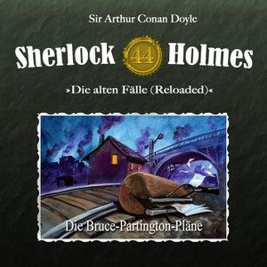 Die alten Fälle (Reloaded), Fall 44: Die Bruce-Partington-Pläne