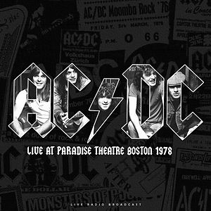 Live At Paradise Theatre Boston 1978 (Live)