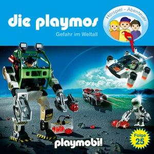 Folge 25: Gefahr im Weltall (Das Original Playmobil Hörspiel)