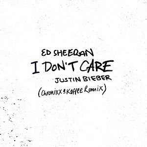 I Don't Care (Chronixx & Koffee Remix)