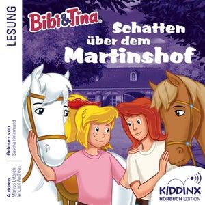 Hörbuch: Schatten über dem Martinshof (Ungekürzt)