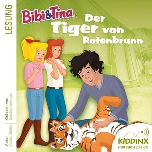 Hörbuch: Der Tiger von Rotenbrunn (Ungekürzt)