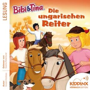 Hörbuch: Die ungarischen Reiter (Ungekürzt)