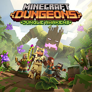 Minecraft Dungeons: Jungle Awakens (Original Game Soundtrack)