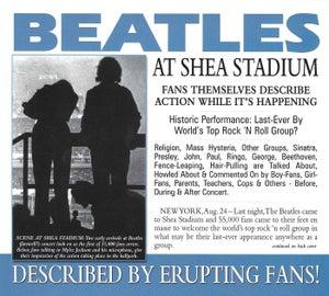 At Shea Stadium