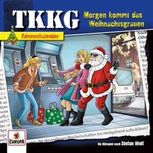 1. Dezember -  Morgen kommt das Weihnachtsgrauen