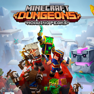 Minecraft Dungeons: Howling Peaks (Original Game Soundtrack)