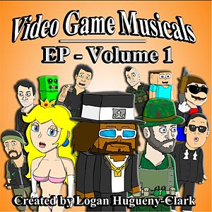 Video Game Musicals, Vol. 1 - EP