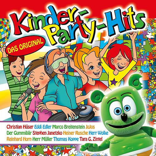 Kinder-Party-Hits