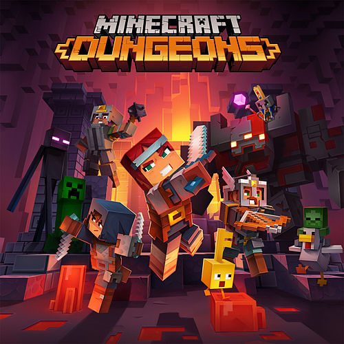 Minecraft Dungeons (Original Game Soundtrack)