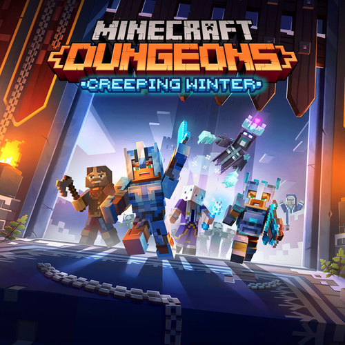 Minecraft Dungeons: Creeping Winter (Original Game Soundtrack)